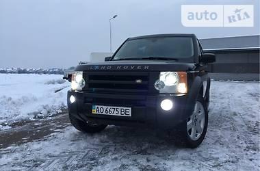 Land Rover Discovery 2006 в Хусте