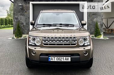 Land Rover Discovery 2014 в Ивано-Франковске
