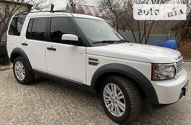 Позашляховик / Кросовер Land Rover Discovery 2013 в Житомирі