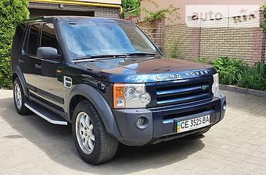 Внедорожник / Кроссовер Land Rover Discovery 2007 в Черновцах
