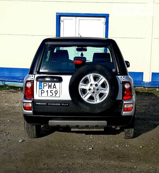 AUTO RIA – Продам Ленд ровер Фріландер 2004 дизель 2 0 позашляховик
