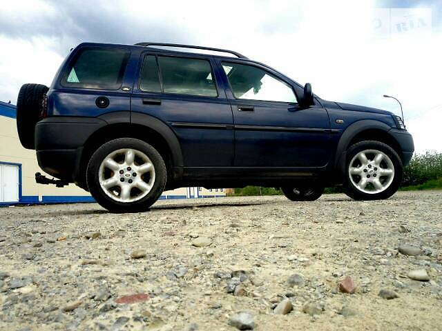 Land Rover Freelander 2003 в Дрогобыче