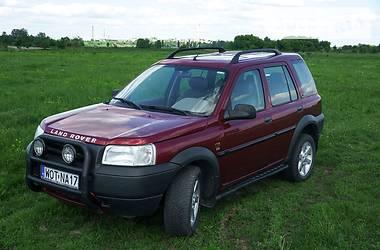 Land Rover Freelander 2001 в Ровно