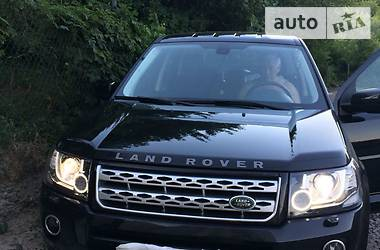 Land Rover Freelander 2014 в Донецке