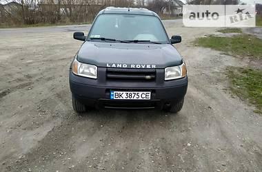 Land Rover Freelander 1998 в Шумске