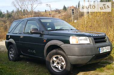 Land Rover Freelander 2001 в Сколе