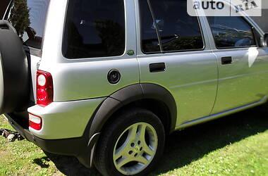 Внедорожник / Кроссовер Land Rover Freelander 2006 в Бучаче