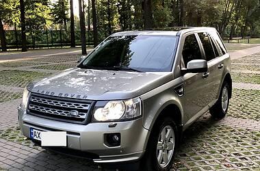 Внедорожник / Кроссовер Land Rover Freelander 2011 в Харькове