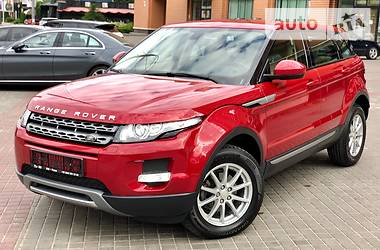 Land Rover Range Rover Evoque 2014 в Киеве