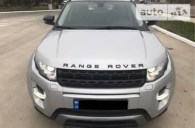 Land Rover Range Rover Evoque 2012 в Геническе