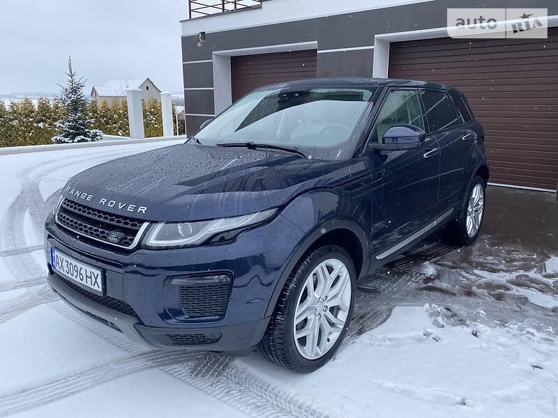 Land Rover Range Rover Evoque 2017 в Харькове