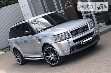 Land Rover Range Rover Sport 2008 в Киеве