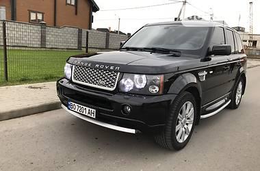 Land Rover Range Rover Sport 2008 в Тернополе