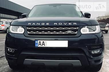 Land Rover Range Rover Sport 2016 в Киеве
