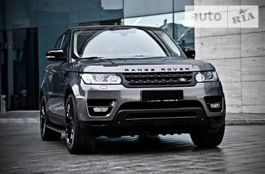 Land Rover Range Rover Sport 2016 в Харькове