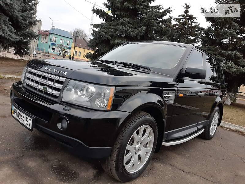 Land Rover Range Rover Sport 2008 в Одессе