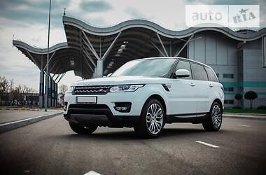 Land Rover Range Rover Sport 2016 в Одесі