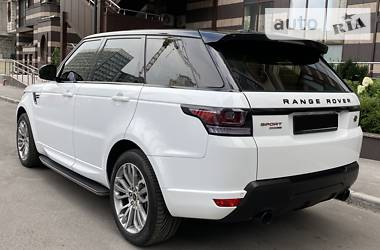 Land Rover Range Rover Sport 2013 в Києві