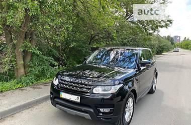 Унiверсал Land Rover Range Rover Sport 2014 в Києві