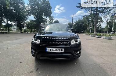 Внедорожник / Кроссовер Land Rover Range Rover Sport 2016 в Ивано-Франковске
