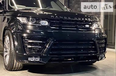 Внедорожник / Кроссовер Land Rover Range Rover Sport 2016 в Киеве