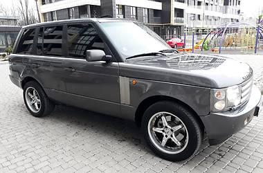 Land Rover Range Rover 2002
