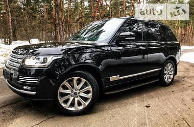Land Rover Range Rover 5.0 SUPERCHARGED 2014
