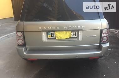 Land Rover Range Rover 2010 года