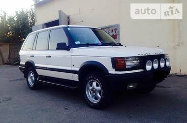 Land Rover Range Rover 1997 в Луганске