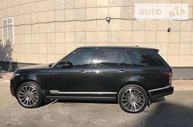 Land Rover Range Rover 2014 в Одесі