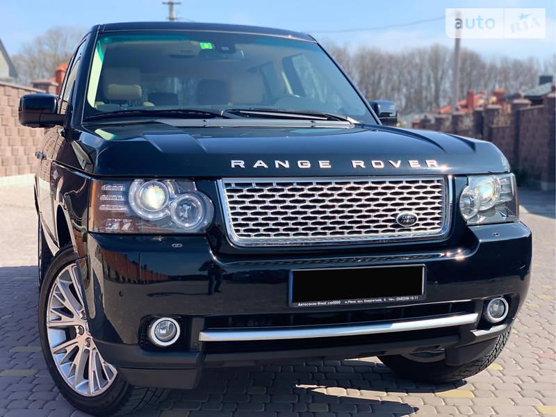 Land Rover Range Rover 2011 года в Ровно