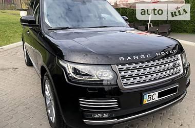 Land Rover Range Rover 2013 в Львові