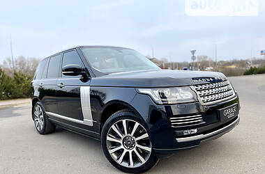 Land Rover Range Rover 2016 в Києві