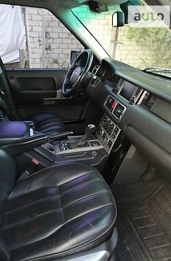 Внедорожник / Кроссовер Land Rover Range Rover 2006 в Киеве