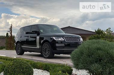 Позашляховик / Кросовер Land Rover Range Rover 2019 в Житомирі