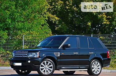 Внедорожник / Кроссовер Land Rover Range Rover 2009 в Днепре