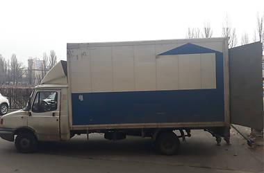 LDV Convoy груз.-пасс. 1998 в Киеве