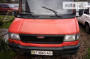 LDV Convoy груз.-пасс. 2003 в Коломые