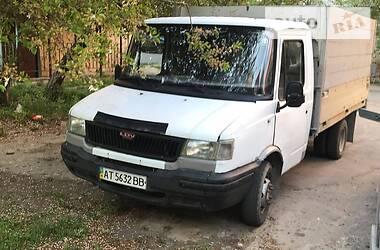 LDV Convoy груз. 2003 в Тернополе