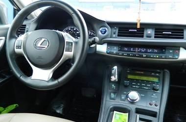 Lexus CT 200H 2013 в Києві