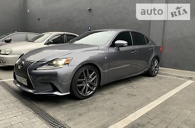 Lexus IS 250 2013 в Одессе