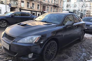 Седан Lexus IS 250 2006 в Киеве