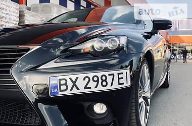 Седан Lexus IS 250 2016 в Хмельницком