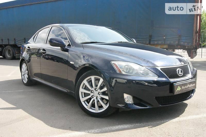 Lexus IS 2007 року