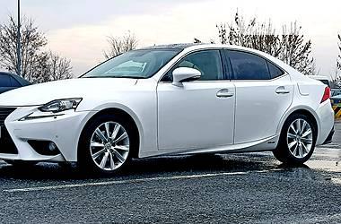 Lexus IS 300 2014