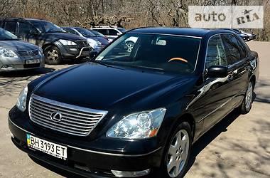 Lexus LS 430 2005 в Одессе