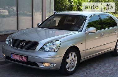 Lexus LS 430 2001 в Запорожье