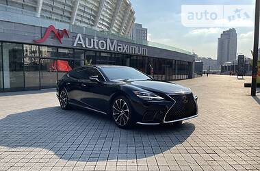 Седан Lexus LS 500 2021 в Киеве