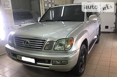 Lexus LX 470 2005 в Києві