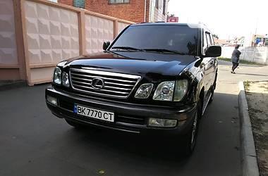Lexus LX 470 2005 в Ровно